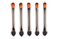 Thumbnail of product Personnelle Cosmetics - Duo Applicator Brushes, 5 units