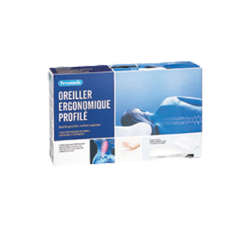 Image of product Personnelle - Ergonomically Contoured Pillow