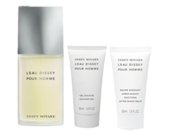 Image of product Issey Miyake - L'Eau d'Issey Pour Homme Gift Set, 3 units