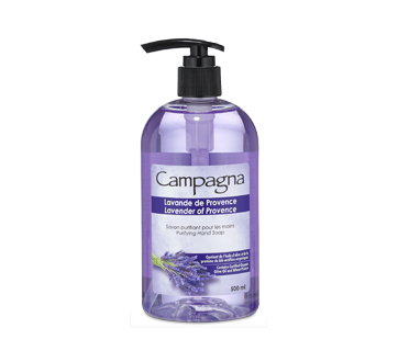Purifying Hand Soap, 500 ml, Lavender
