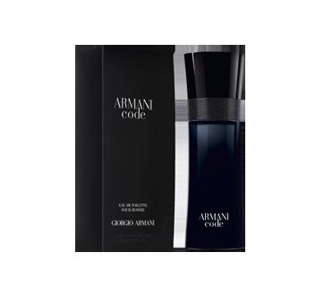 Image 2 of product Giorgio Armani - Armani Code Eau de Toilette, 75 ml