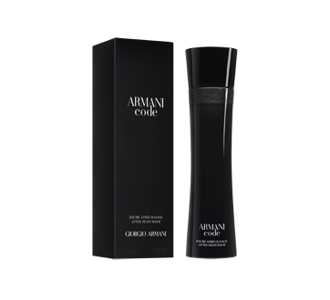 Image 2 of product Giorgio Armani - Armani Code After Shave Balm, 100 ml