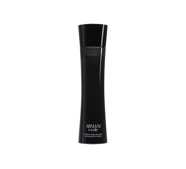 Armani Code After Shave Lotion, 100 ml