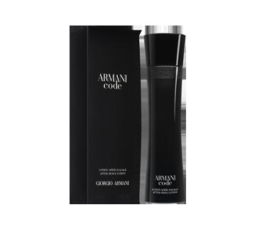 Image 2 of product Giorgio Armani - Armani Code After Shave Lotion, 100 ml
