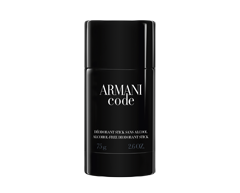 Image of product Giorgio Armani - Armani Black Code Deodorant Stick, 75 g
