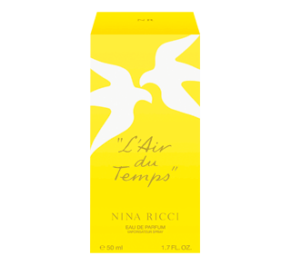 L'Air du Temps Eau de Toilette Double Dove Spray, 50 ml