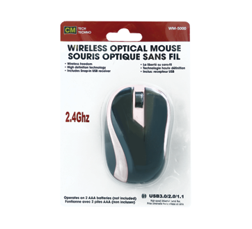 Image 2 of product CM - Wireless Optical Mouse, 1 unit