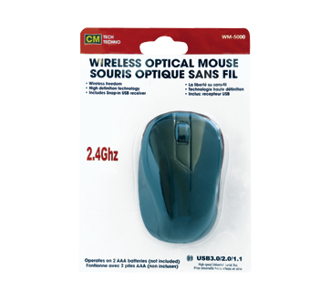 Image 3 of product CM - Wireless Optical Mouse, 1 unit