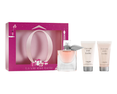 Image of product Lancôme - La Vie est Belle Fragrance Gift Set, 3 units