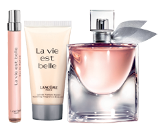 Image of product Lancôme - La Vie est Belle Passion Fragrance Gift Set, 3 units