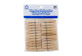 Thumbnail of product Home Essentials - Wooden Clothespins, 24 units