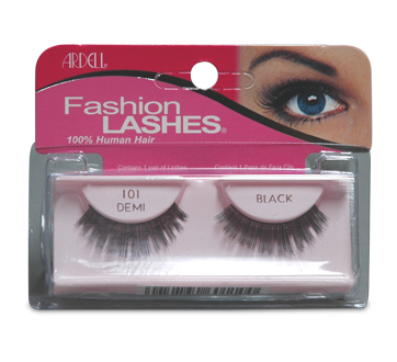 Image of product Ardell - Fashion Lashes, 1 pair , #101 - Demi - Black