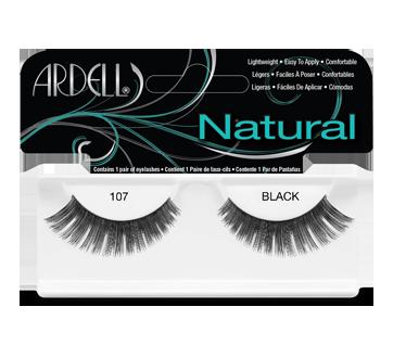 ec5fe16aee9 Fashion Lashes, 1 pair , #107 - Black – Ardell : False lashes | Jean ...