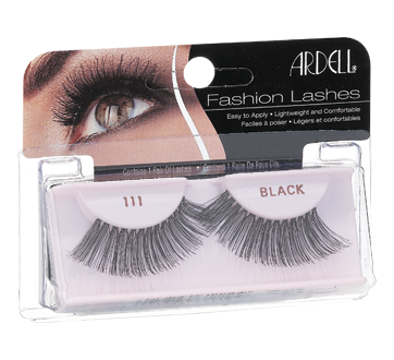 ad2b3d0f761 Fashion Lashes, 1 pair , #111 - Black – Ardell : False lashes | Jean ...
