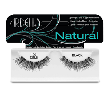 Image of product Ardell - Fashion Lashes, 1 pair , #120 - Demi - Black