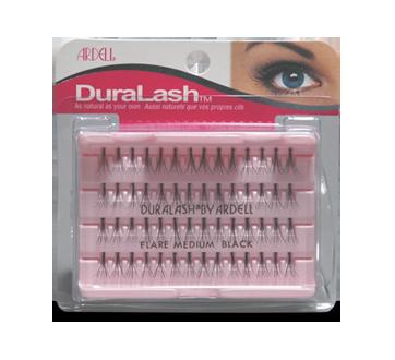 DuraLash Flare, 56 units, Medium Black