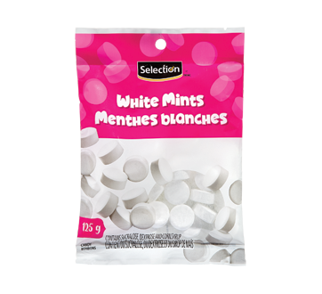 Image of product Selection - White Mints, 125 g