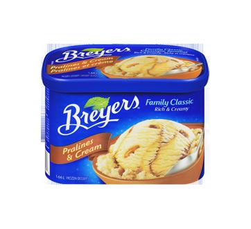 Admirable Ice Cream 1 66 L Pralines Cream Breyers Treats And Ice Funny Birthday Cards Online Alyptdamsfinfo