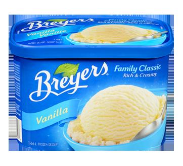 Family Classic Frozen Dessert, 1.66 L, Vanilla