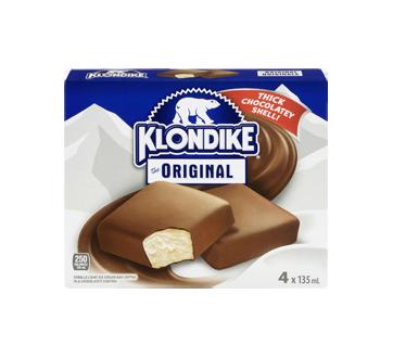 Image 2 of product Klondike - Original Chocolately Covered Vanilla Ice Cream Bars, 4 x 150 ml, Chocolately Covered Vanilla