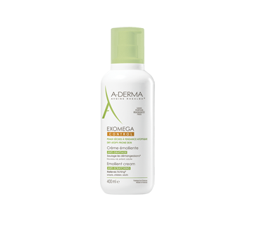 Image of product A-Derma - Exomega Control Emollient Cream, 400 ml