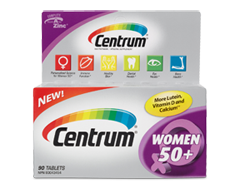 Image of product Centrum - Centrum for Women 50+, 90 tablets