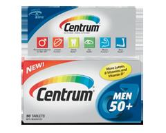 Image of product Centrum - Centrum for Men 50+, 90 units
