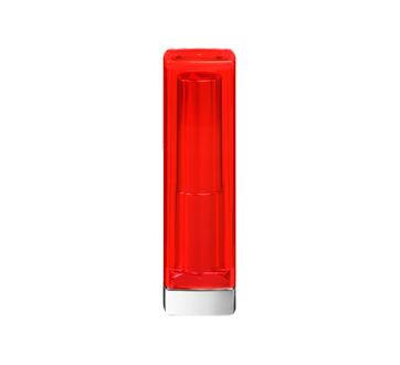 Image 3 of product Maybelline New York - Color Sensational Vivids Lipstick, 4.2 g One Fire Red