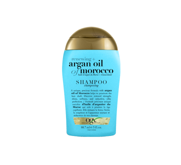 Renewing + Argan Oil of Morocco Shampoo, 89 ml