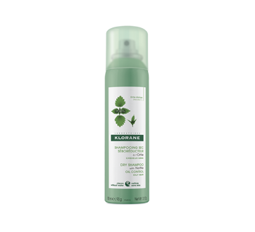 Dry Shampoo with Nettle Extract, 150 ml