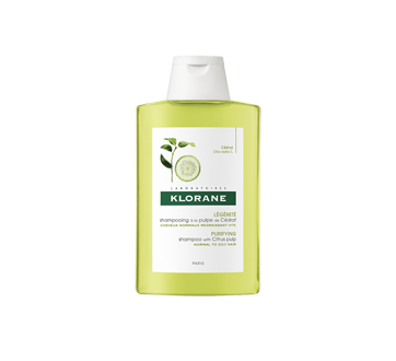 Image of product Klorane - Citron Pulp Shampoo with Vitamins, 200 ml