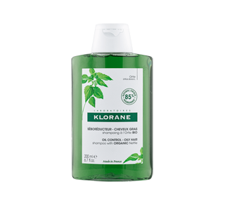 Seboregulating Treatment Shampoo with Nettle Extract - Oily Prone, 200 ml