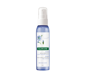 Leave-In Spray with Flax Fiber - Volume and Texture, 125 ml