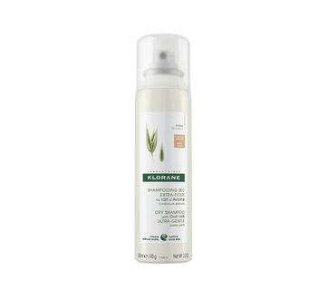 Dry Shampoo with Oat Milk Gentle Formula, 150 ml