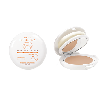 High Protection Tinted Compact SPF 50, 10 g, Sand