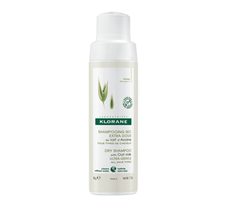 Dry Shampoo with Oat Milk, 50 g, Gentle Formula