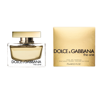 Image of product Dolce&Gabbana - The One Eau de Parfum, 75 ml