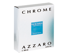 Image of product Azzaro - Chrome Eau de Toilette, 100 ml