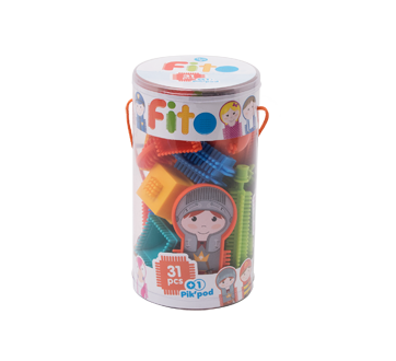 Image of product Fito - Cube Set, 31 pieces