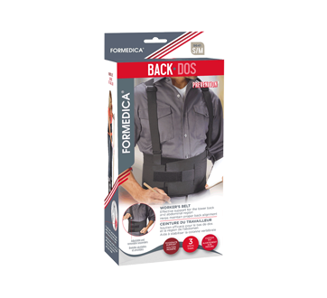 Prevention Worker's Belt, 1 unit, Small-Medium