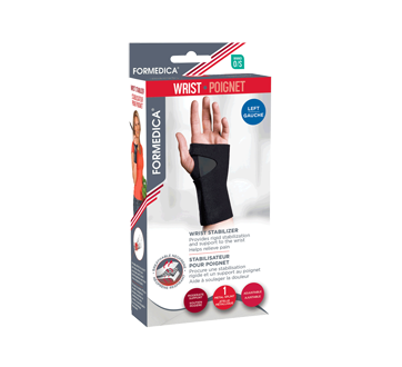 Image of product Formedica - Wrist Stabilizer, 1 unit, One Size