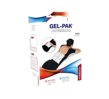 Image of product Formedica - Re-usable Hot And Cold Compress with Pouch Gel-Pak, 1 unit, 25 x 30 cm