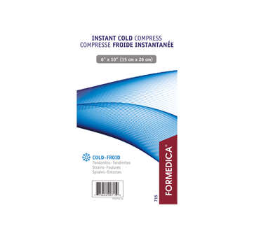 Image of product Formedica - Instant Cold Compress, 1 unit
