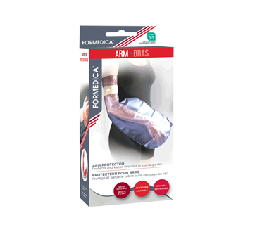 Image of product Formedica - Arm Protector, 1 unit, One Size, Transparent Blue