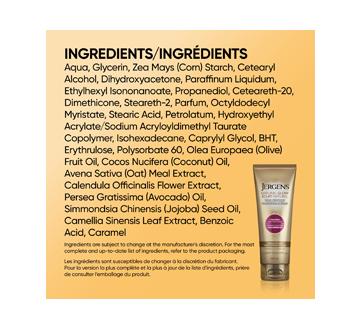 Image 7 of product Jergens - Natural Glow + Nourish Daily Moisturizer Medium to Deep, 220 ml