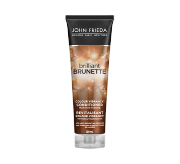 Brilliant Brunette Multi-Tone Revealing Moisturizing Conditioner, 250 ml