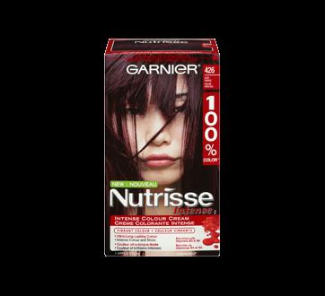 Image 3 of product Garnier - 100% Color-Nutrisse - Intense Haircolour, 1 unit 426 - Deep Purple