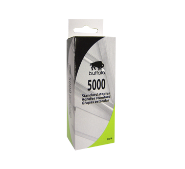 Regular Staples, 5000 units