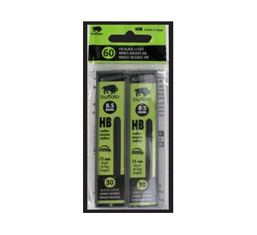 Pencil Leads 0.5 x 75 mm, 60 units
