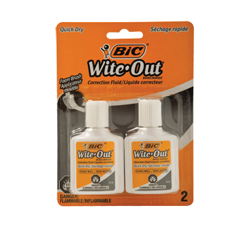 Wite-Out Liquid, 2 units